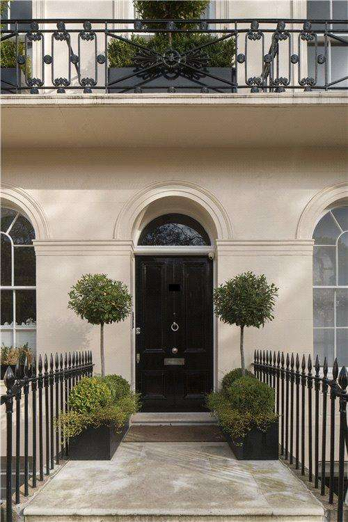 5 Bedrooms Terraced House for sale in Chester Terrace, London, NW1
