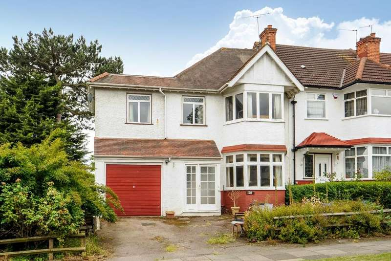 4 Bedrooms End Of Terrace House for sale in Mayfield Avenue, North Finchley