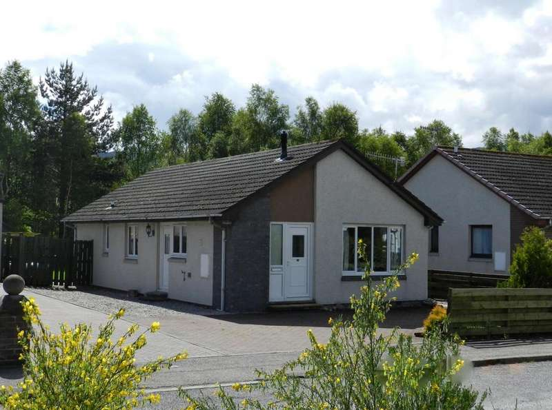 3 Bedrooms Detached Bungalow for sale in Callart Road, Aviemore PH22