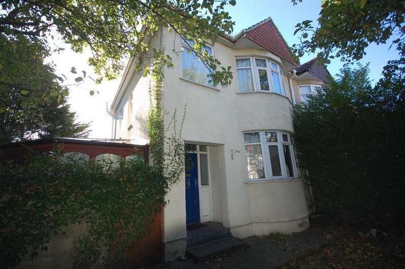 3 Bedrooms Semi Detached House for sale in Hill Street, Kingswood, Bristol, BS15 4EX