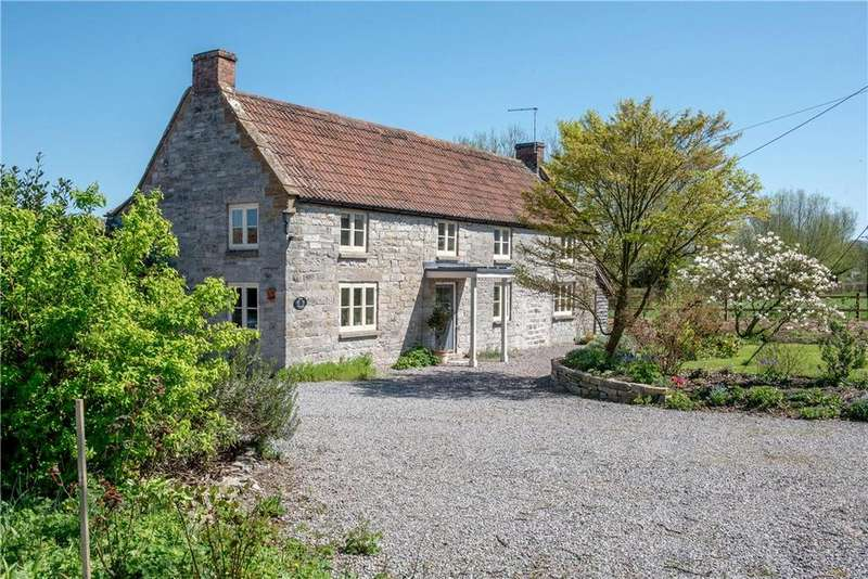 5 Bedrooms Detached House for sale in Church Lane, Long Load, Langport, Somerset, TA10