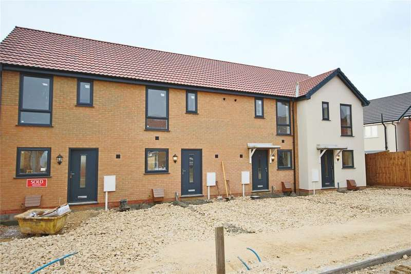 2 Bedrooms Terraced House for sale in Cherry Paddocks, Cherry Willingham, LN3