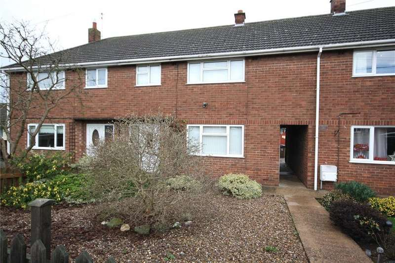 3 Bedrooms Terraced House for sale in Roxholme Road, Leasingham, Sleaford, Lincolnshire, NG34