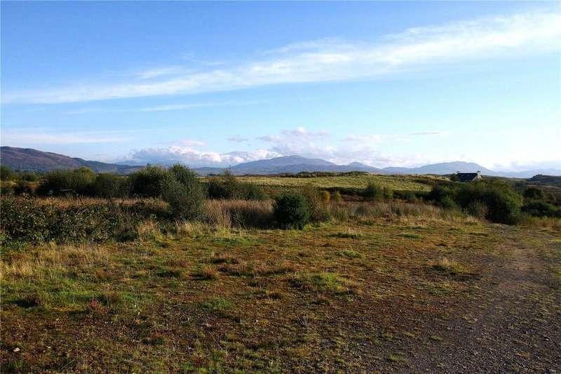 Land Commercial for sale in Kilvaree Croft 5, Croft 5, Kilvaree, Connel, Oban, PA37