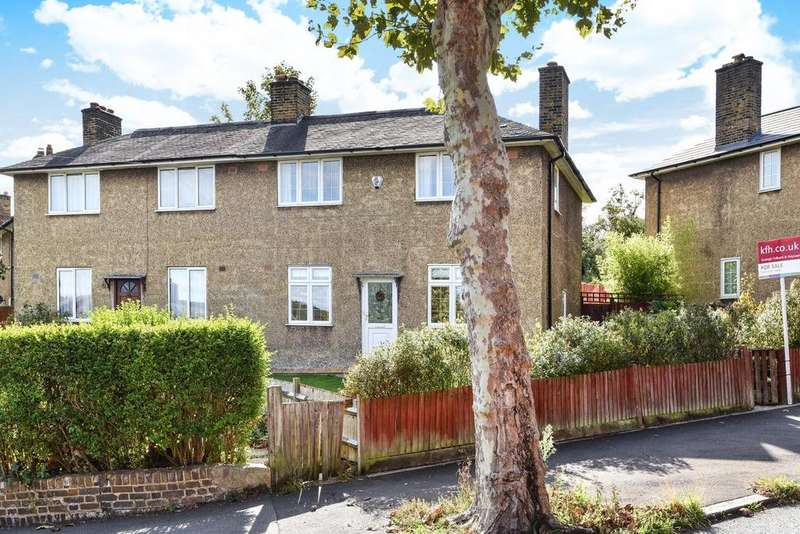 3 Bedrooms Semi Detached House for sale in St. Cloud Road, West Norwood