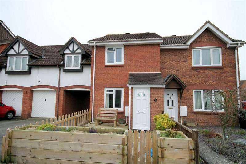 2 Bedrooms Terraced House for sale in Foxcroft Close, Bradley Stoke, Bristol