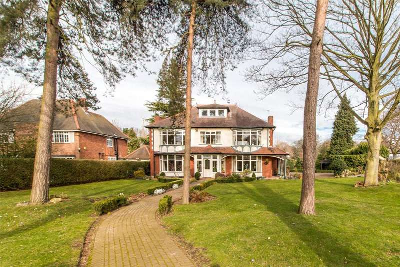 6 Bedrooms Detached House for sale in St. Wilfrids Road, Bessacarr, Doncaster, DN4