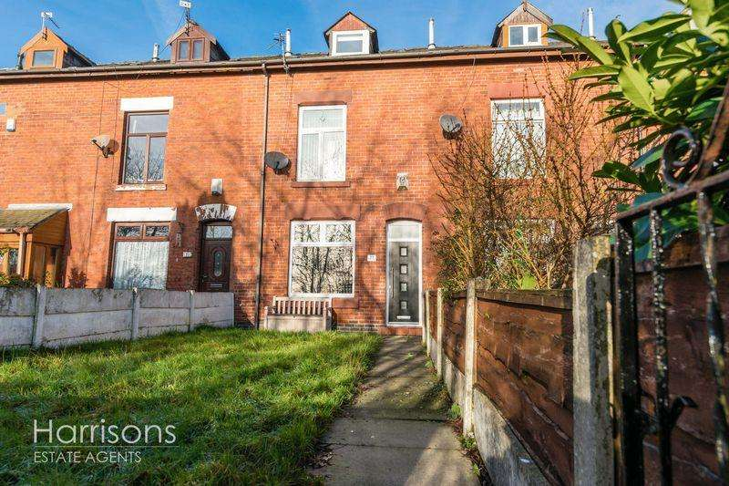 3 Bedrooms Terraced House for sale in Jubilee Street, Morris Green, Bolton, Lancashire. ***STUNNING 3 BEDROOM PROPERTY***