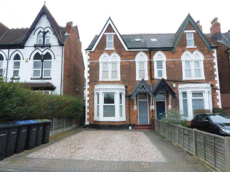 8 Bedrooms Semi Detached House for sale in Orchard Road, Birmingham