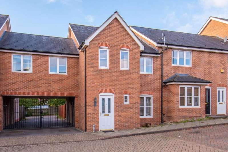 4 Bedrooms Semi Detached House for sale in Canal Court, Acocks Green, B27