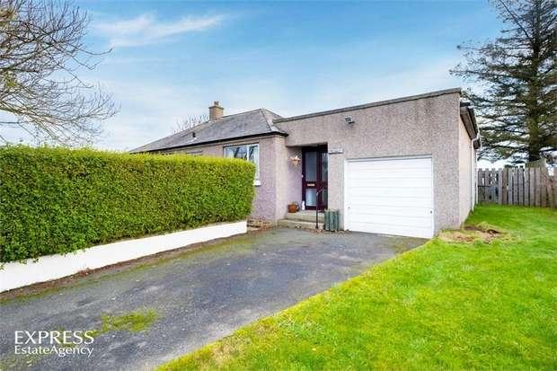 3 Bedrooms Detached Bungalow for sale in Balmedie, Aberdeen