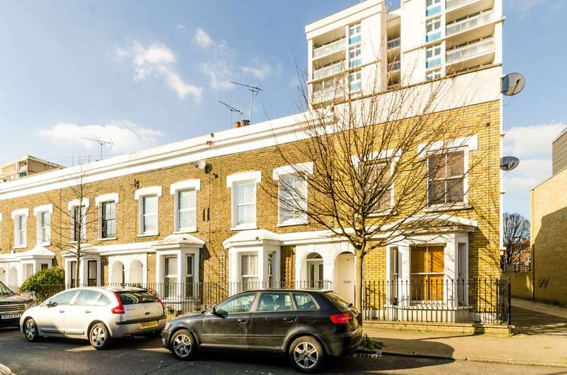 2 Bedrooms End Of Terrace House for sale in Arrow Road, Bow, E3