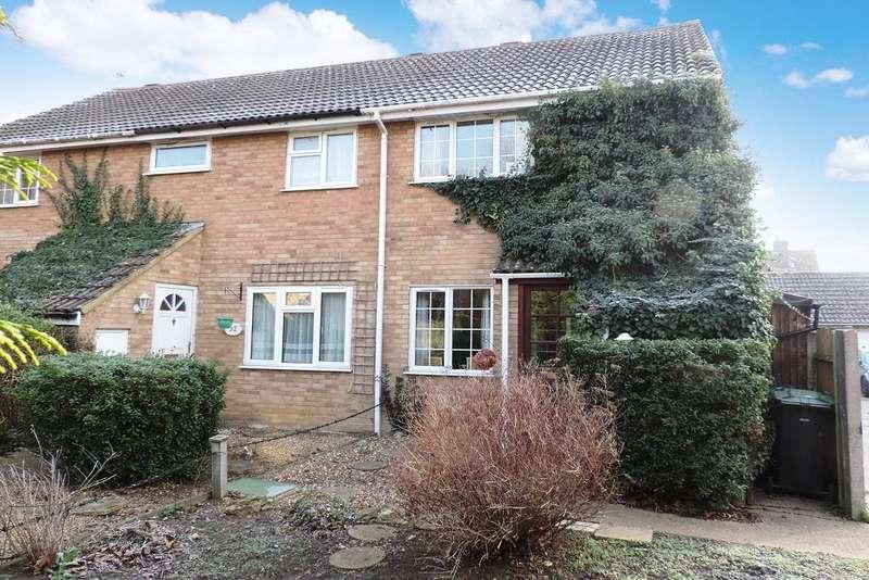 3 Bedrooms End Of Terrace House for sale in Huntsmans Way, Milton Ernest