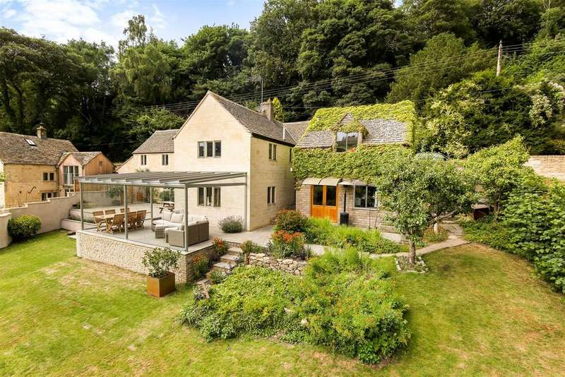 4 Bedrooms Detached House for sale in Far End, Sheepscombe