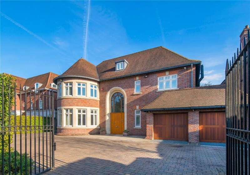 10 Bedrooms Detached House for sale in The Bishops Avenue, London, N2