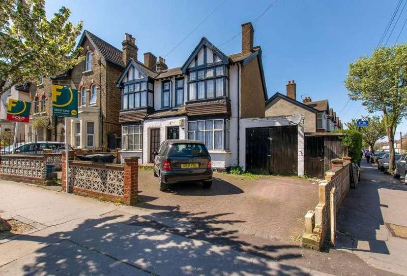 3 Bedrooms Maisonette Flat for sale in Selhurst, SE25