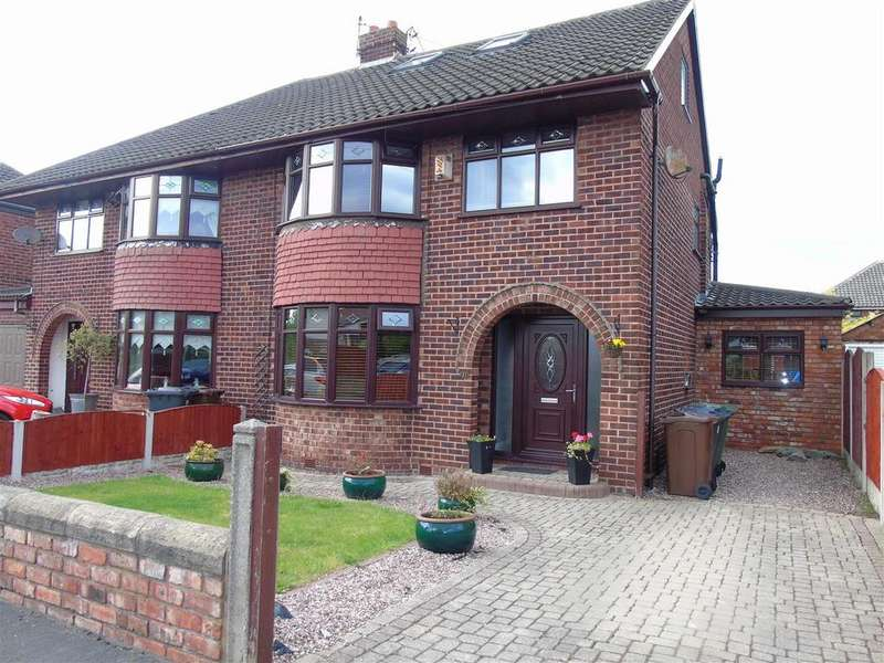 4 Bedrooms Semi Detached House for sale in Wango Lane, Liverpool