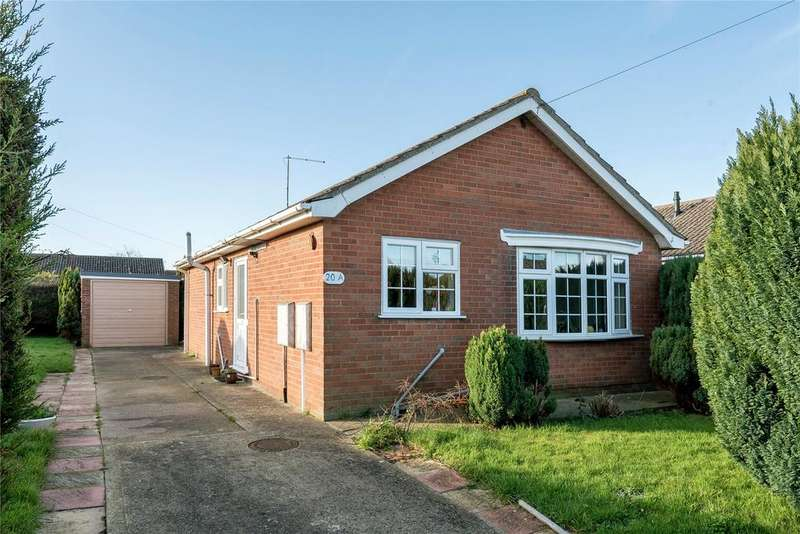 2 Bedrooms Detached House for sale in Camelot Gardens, Fishtoft, PE21