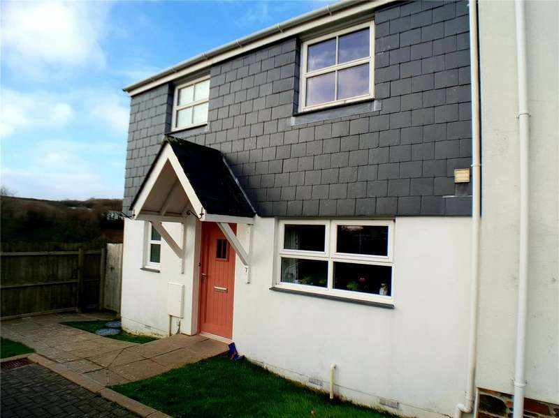 3 Bedrooms End Of Terrace House for sale in St Catherines View, Fowey, Cornwall, PL23