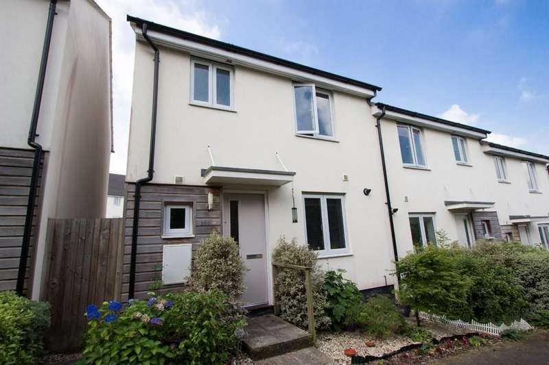 3 Bedrooms End Of Terrace House for sale in Fleetwood Gardens, Plymouth