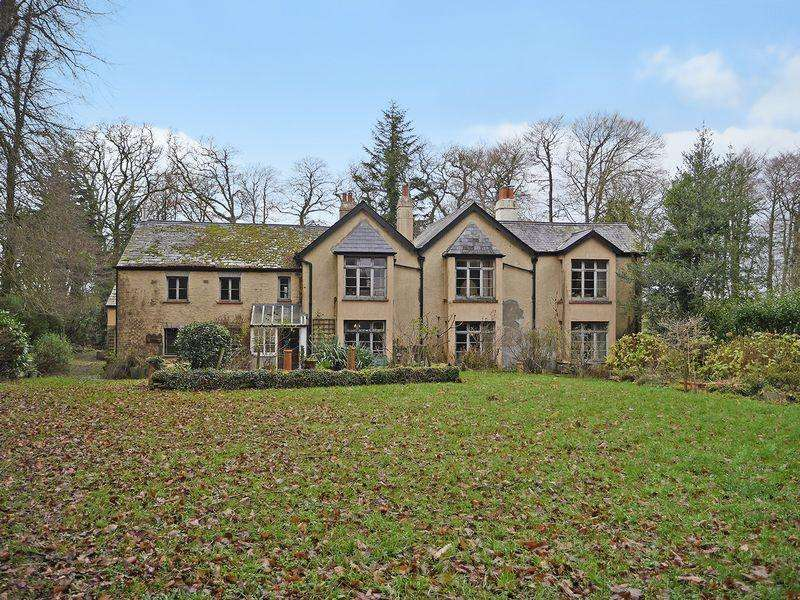 4 Bedrooms Detached House for sale in Thornbury, Holsworthy