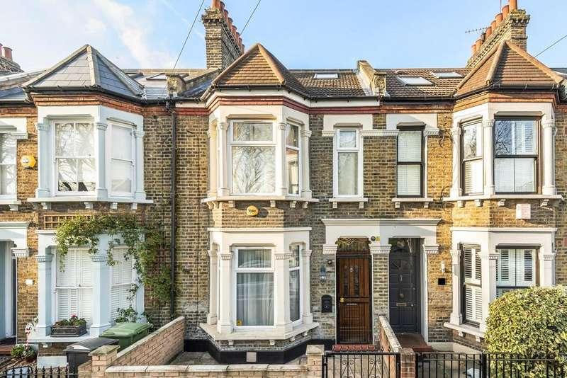 4 Bedrooms Terraced House for sale in Scawen Road, Deptford