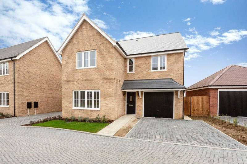 5 Bedrooms Detached House for sale in 11 Westland Close, Haddenham, Aylesbury, HP17