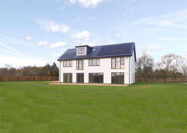 6 Bedrooms Detached House for sale in Mill Road, Fen Drayton, Cambridge, Cambridgeshire