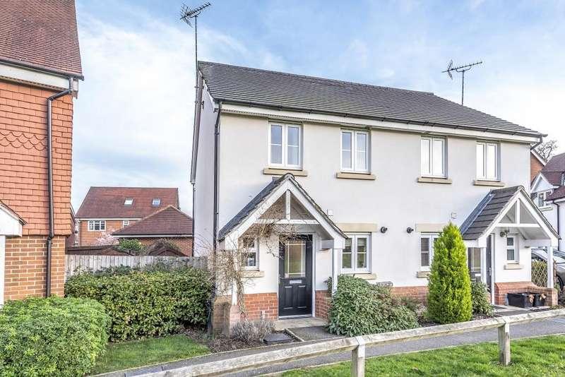 2 Bedrooms House for sale in Sindlesham, Wokingham, RG41