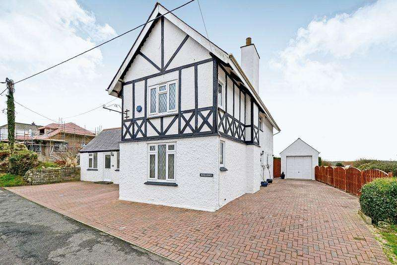 5 Bedrooms Detached House for sale in Fore Street, Probus