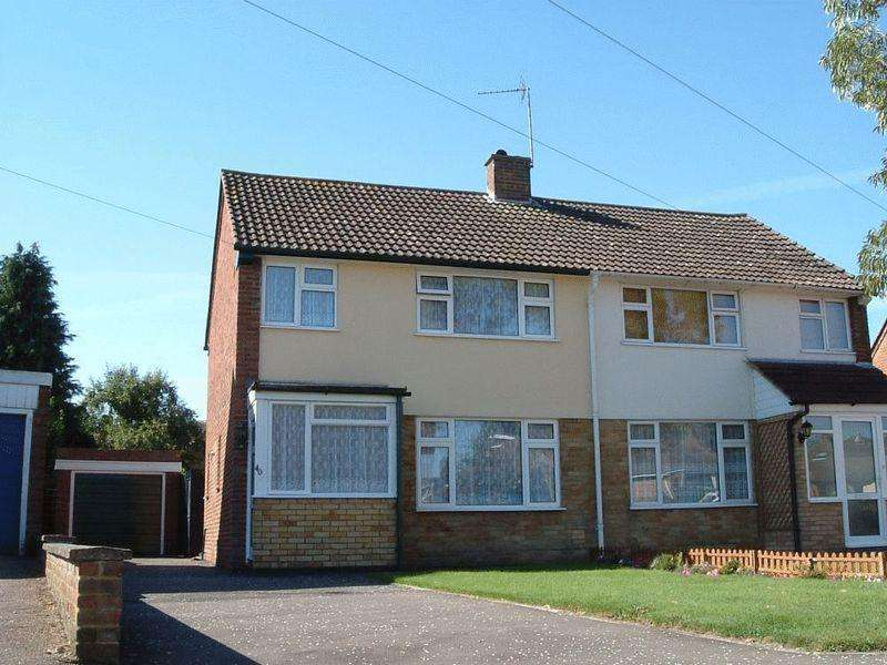 3 Bedrooms Semi Detached House for sale in The Crescent, Caddington.