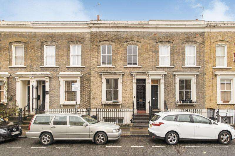 2 Bedrooms Maisonette Flat for sale in Ellesmere Road, London