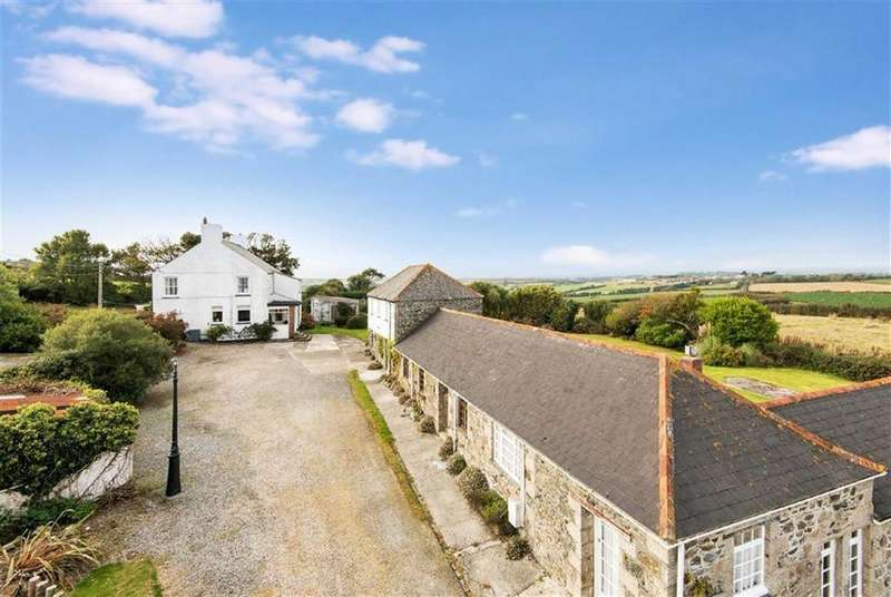 11 Bedrooms Detached House for sale in Gillan, Manaccan, Helston, Cornwall, TR12