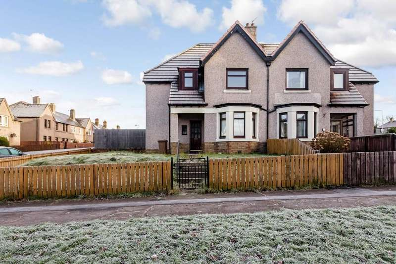 3 Bedrooms Semi Detached House for sale in 1 Tuke Street, Dunfermline, KY12 0PP