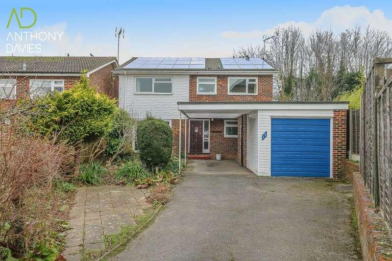 4 Bedrooms Detached House for sale in Belle Vue Road, Ware, SG12