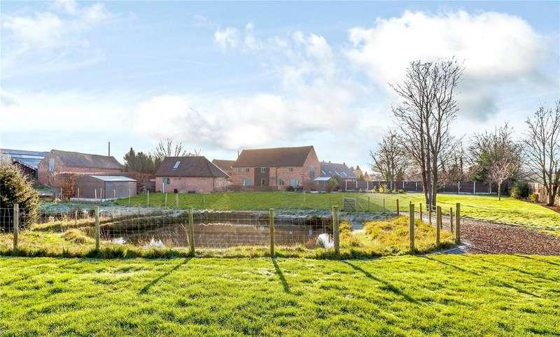 4 Bedrooms Semi Detached House for sale in Arscott, Shrewsbury