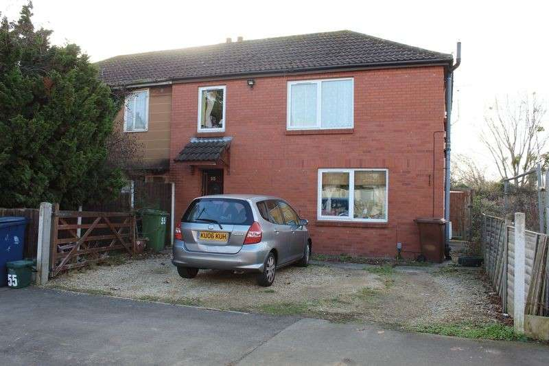 3 Bedrooms Property for sale in Swallow Crescent, Innsworth, Gloucester