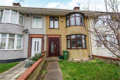 3 Bedrooms Terraced House for sale in Kipling Road, Filton, Bristol, City Of Bristol