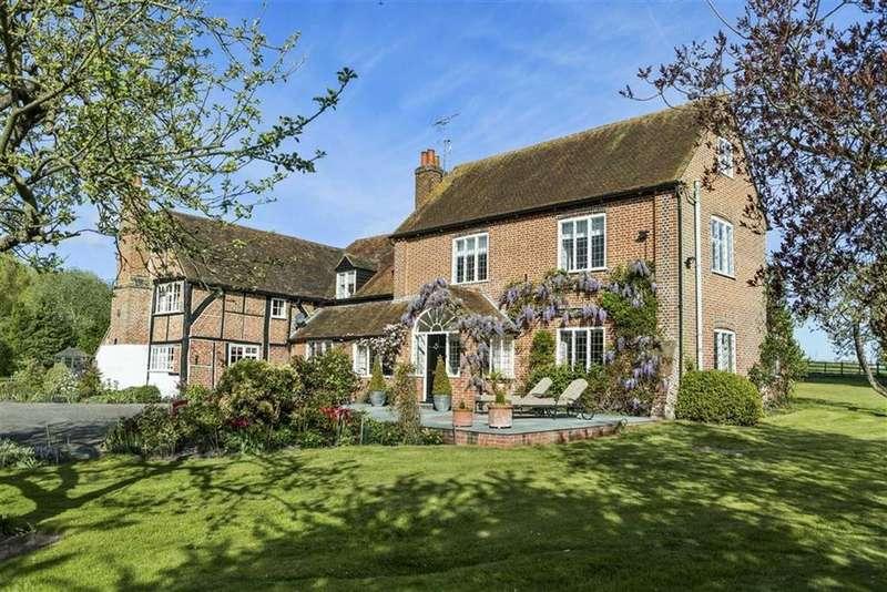 6 Bedrooms Detached House for sale in Ockham Road, Ockham, Surrey, GU23