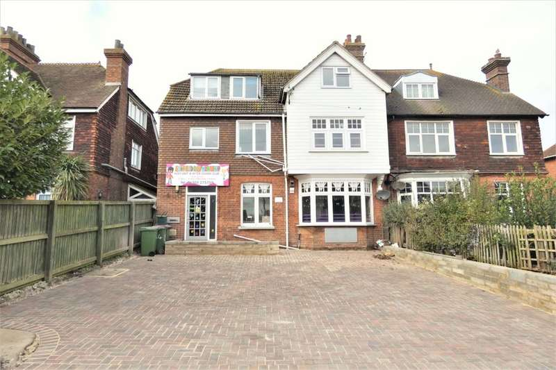 1 Bedroom Semi Detached House for sale in Ashley Avenue, Folkestone, CT19