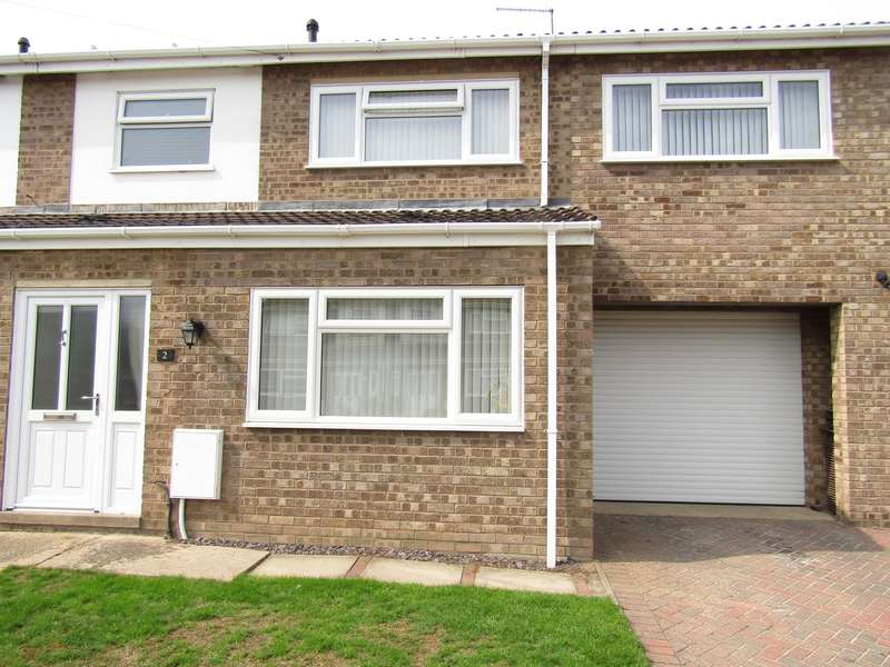 4 Bedrooms House for sale in Childers Street, Whittlesey, PE7