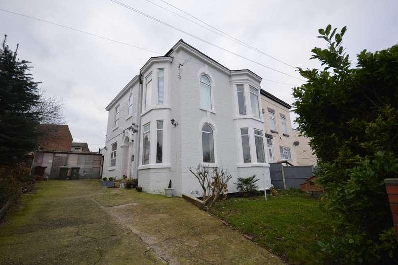 4 Bedrooms Semi Detached House for sale in Olive Mount, Birkenhead