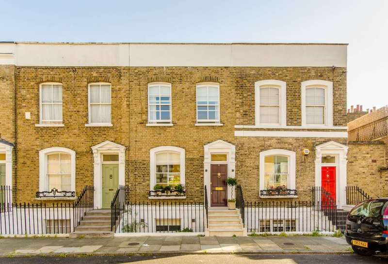 3 Bedrooms House for sale in Bevan Street, Islington, N1