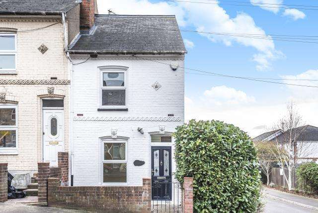 3 Bedrooms House for sale in Alpine Street, Reading, RG1