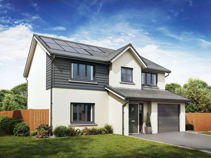 4 Bedrooms Detached House for sale in 14 McLeod Green, Plot 16 The Maple, Tantallon Road, North Berwick, EH39 5GY