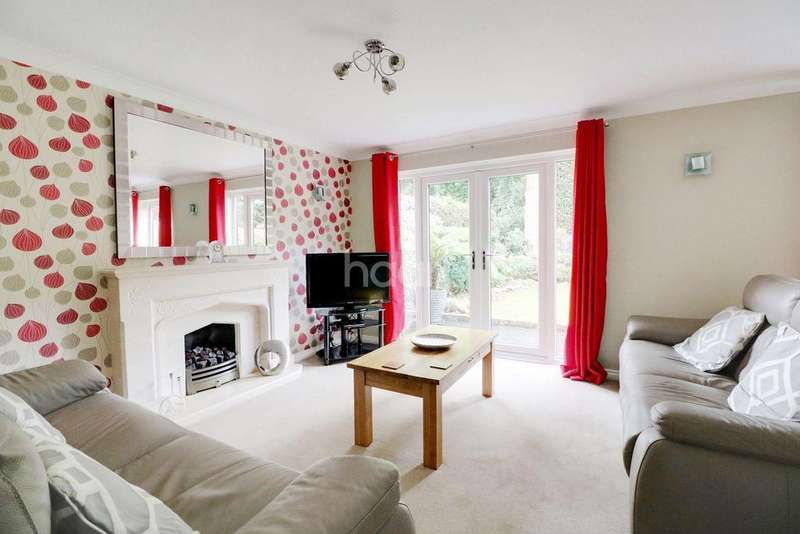 4 Bedrooms Detached House for sale in Wyvern Close