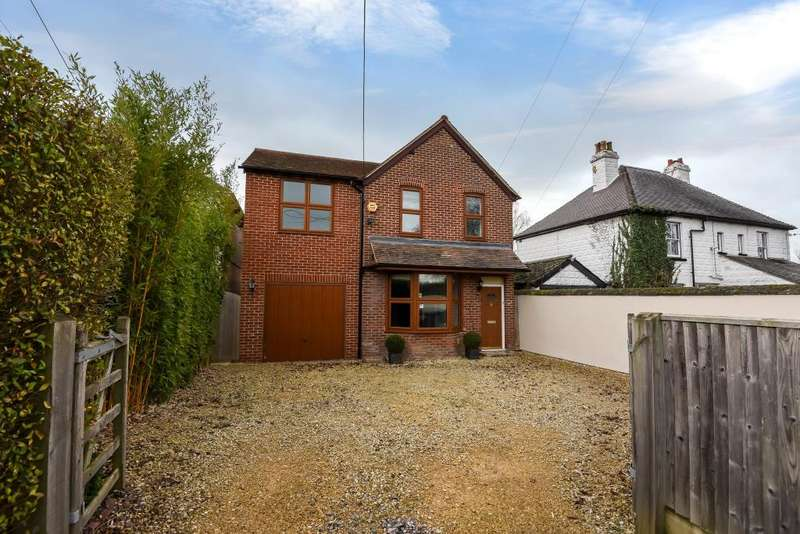 4 Bedrooms Detached House for sale in Garsington, Oxfordshire, OX44
