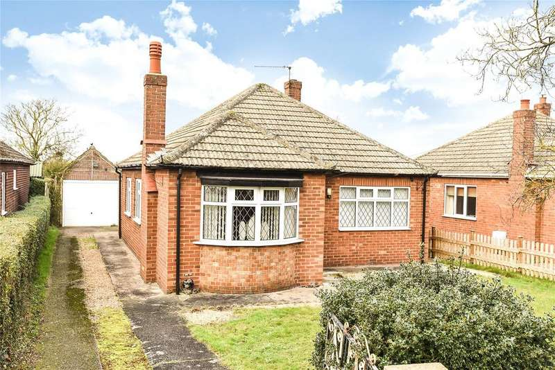 3 Bedrooms Detached Bungalow for sale in Brant Road, Waddington, LN5