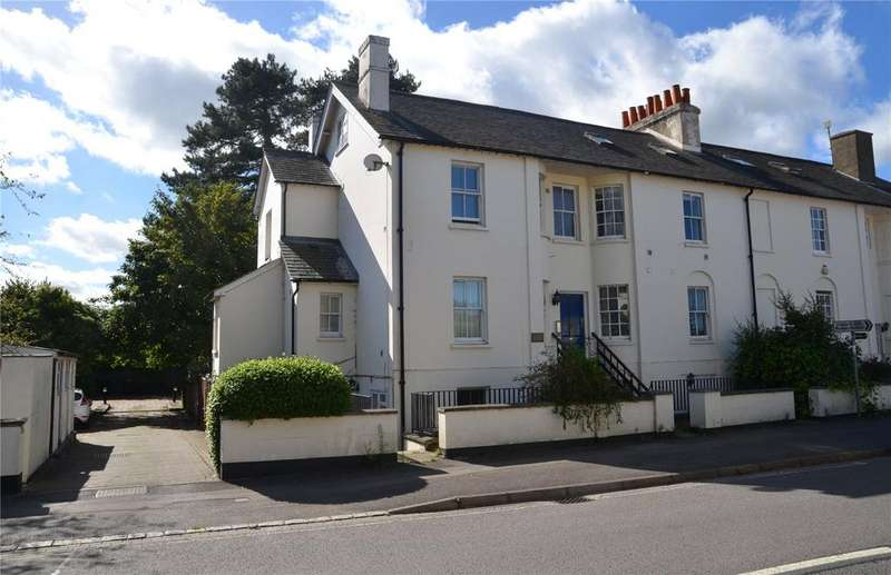1 Bedroom Apartment Flat for sale in Warwick House, Church Street, Theale, Reading, RG7