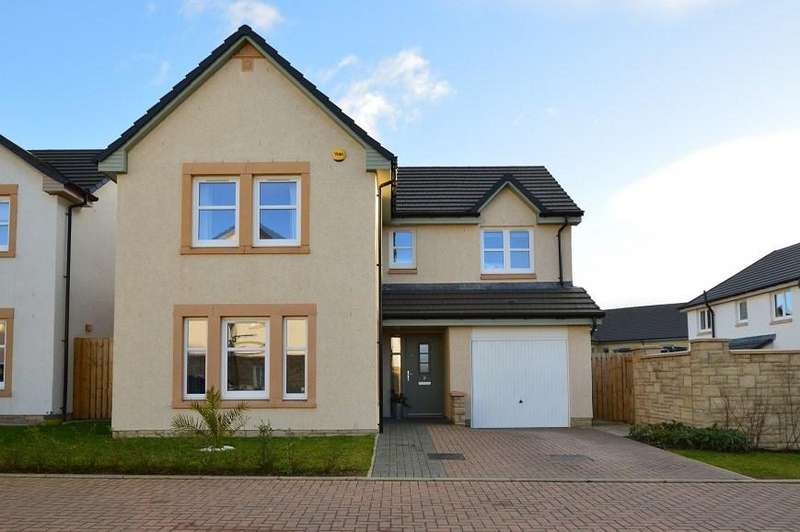 4 Bedrooms Detached Villa House for sale in Canberra Crescent, Kirkcaldy, KY2